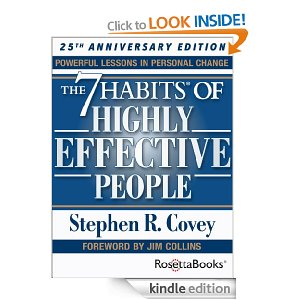 Stephen R. Covey 7 Habits of Highly Effective People