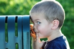 kid sneaky